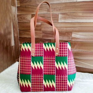 Geometric Art Handbag