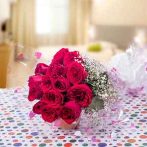 Order My Love Red Roses Bunch online