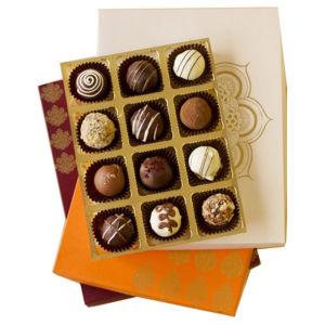 Belgian Chocolate Truffles Joy