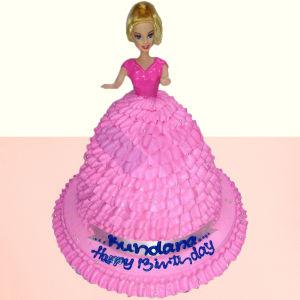 Order Doll Cake online