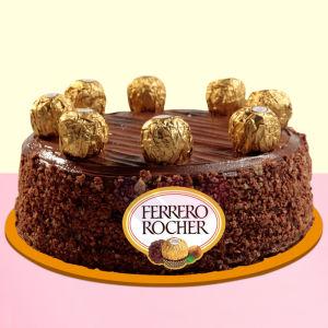 Order Ferrero Rochers Chocolate Cake online