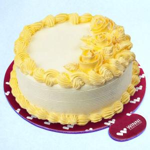 Order Scrumptious Butterscotch Cake online