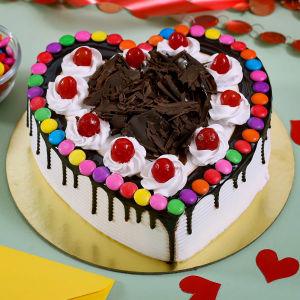Order Choco Gem Fusion Cake online