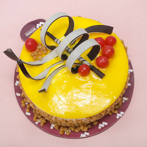 Order Delicious Butterscotch Cake online