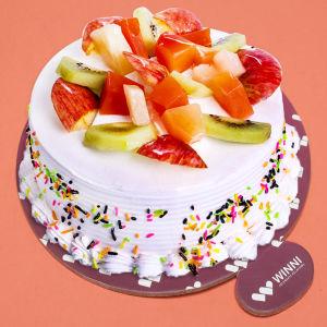 Order Fresh Fruit Cake online
