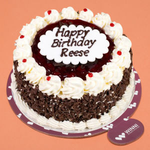 Order Black Forest Birthday Cake online