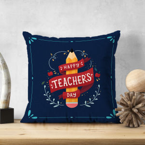 Amazing Teachers Day Cushion