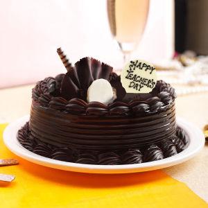 Teachers Fav Truffle Cake