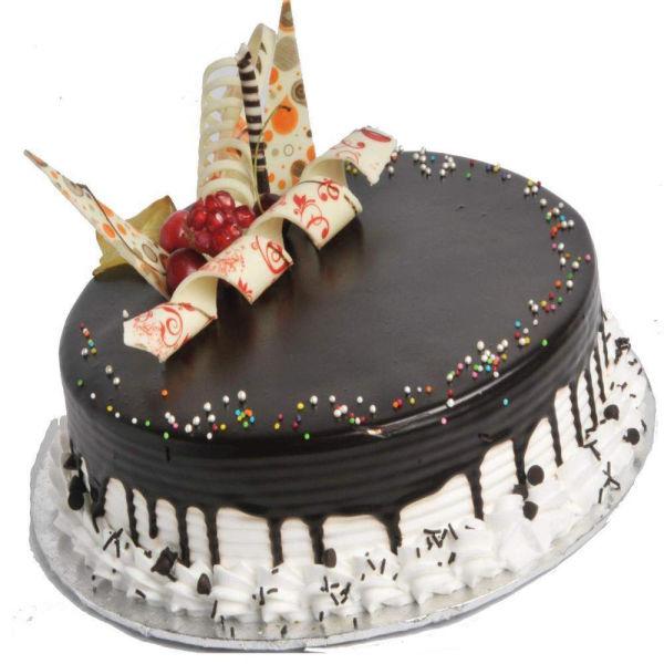 Buy Fantastic Chocovanilla  Cake