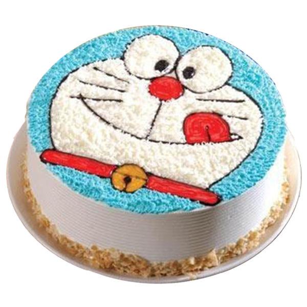 Buy Doraemon cartoon cake