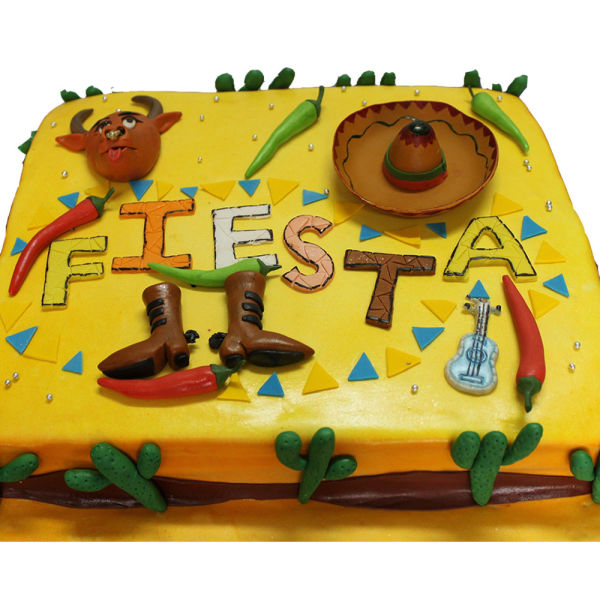 Buy Mexican Fiesta Cake