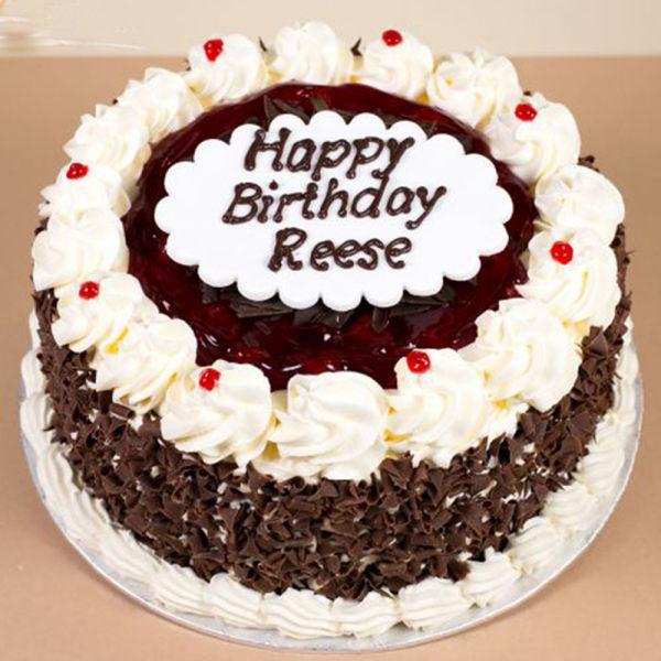 Buy Black Forest Birthday Cake