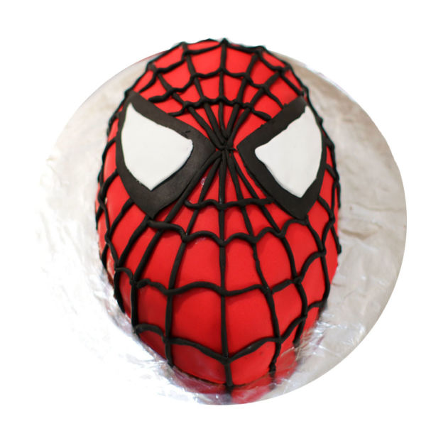 Buy Delicious Spiderman Cake