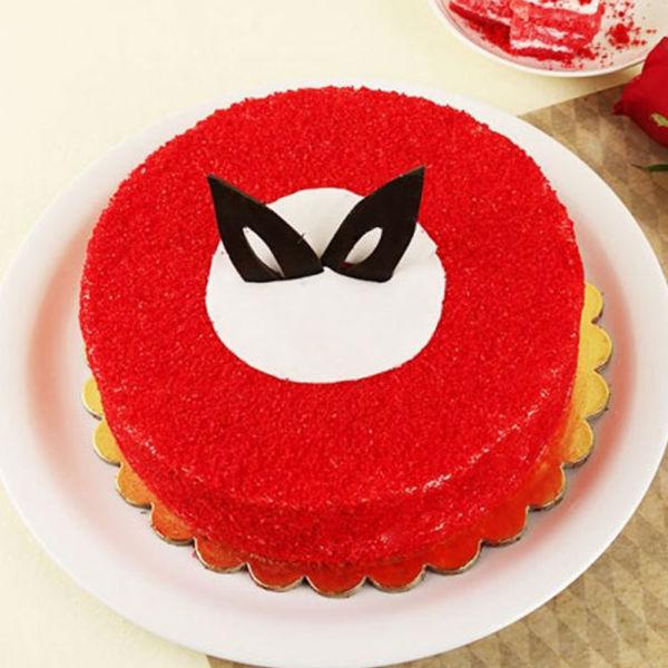 Buy Magical Red Velvet Cake