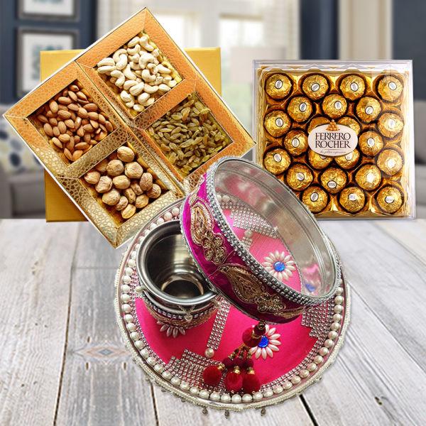 Buy Rich Gift for Karwa Chauth