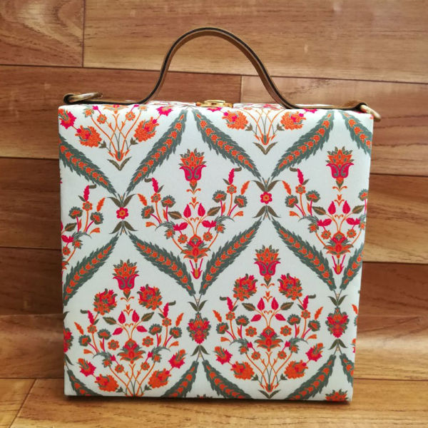 Buy Classic Floral Print Handbag