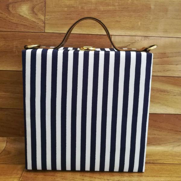 Buy Horizontal Print Handbag