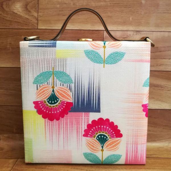 Buy Geometric pattern handbag