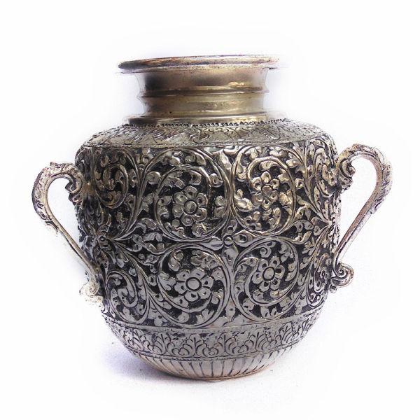Buy White Metal Water Pot