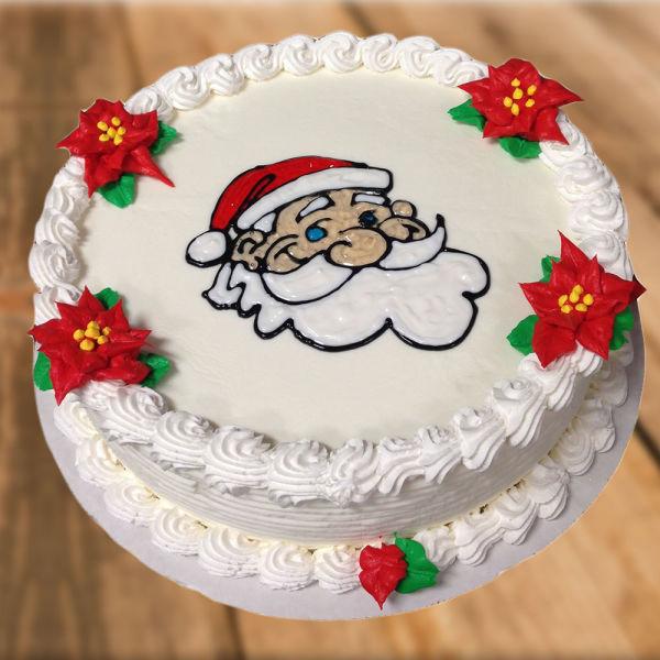 Buy Sweet Santa Cake