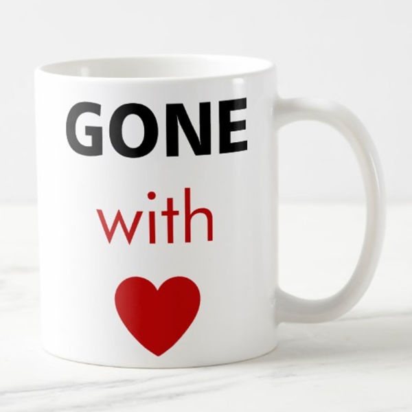 Buy Gone with Love Cup