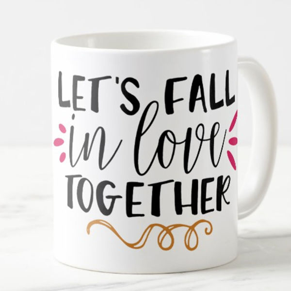 Buy Fall in Love Mug