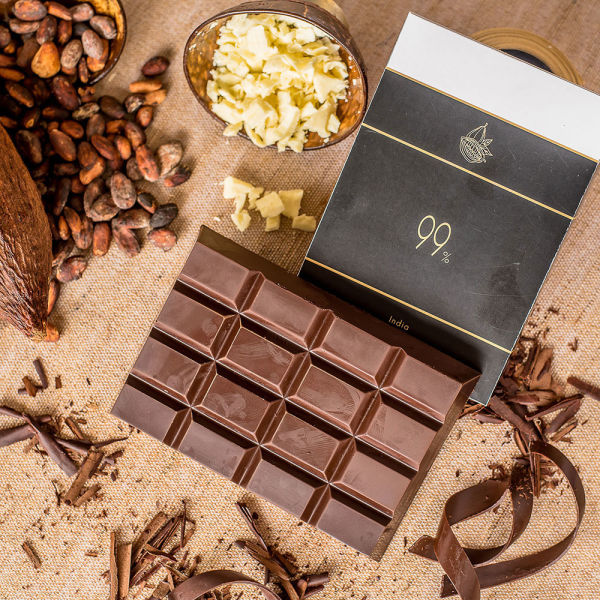 Buy Artisanal Dark Chocolate Bar
