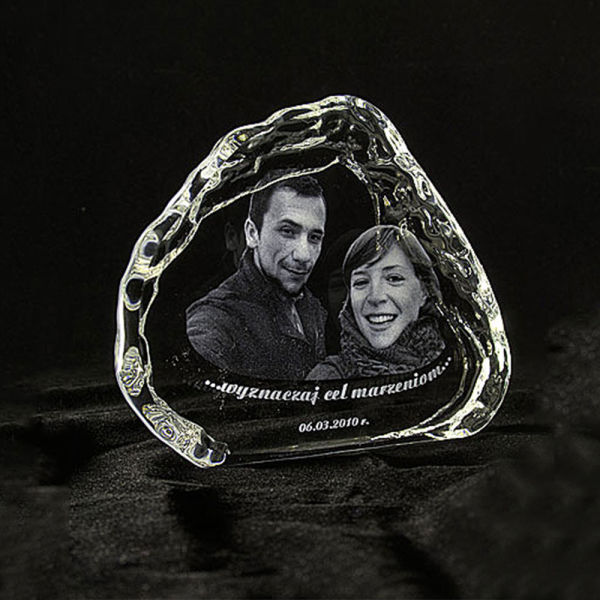 Buy Ice Berg Shaped Crystal Gift