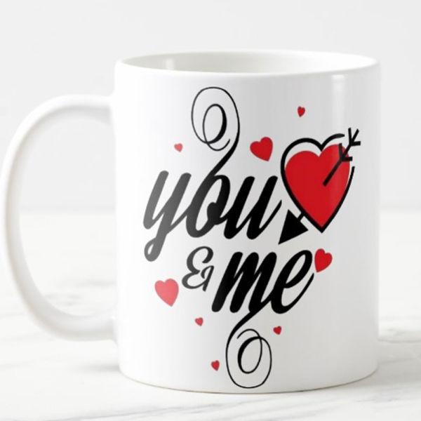 Buy You and Me Mug