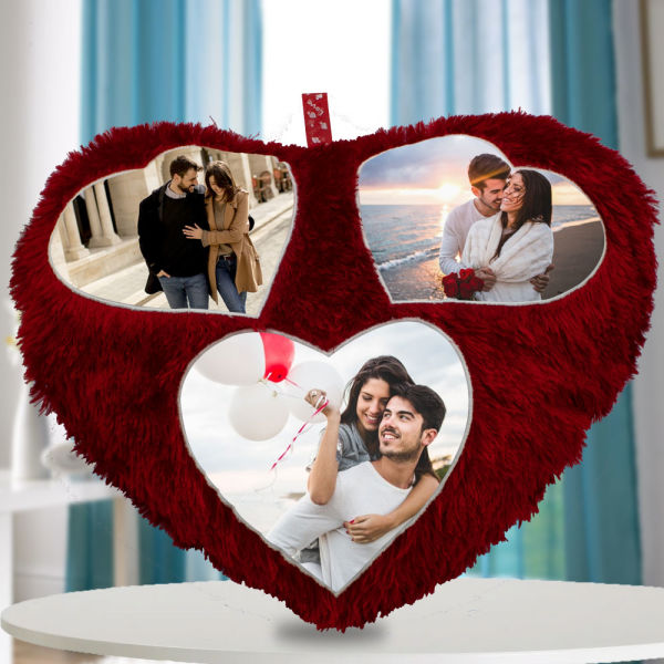 Buy Heart Shape Cushion