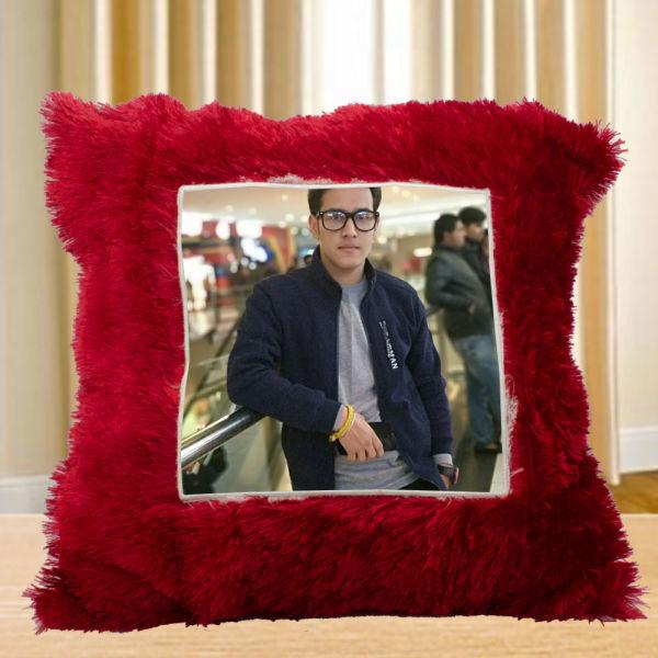 Buy Photo Cushion for Love