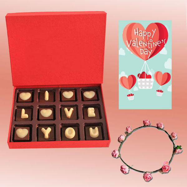 Buy Classic Chocolates Hamper