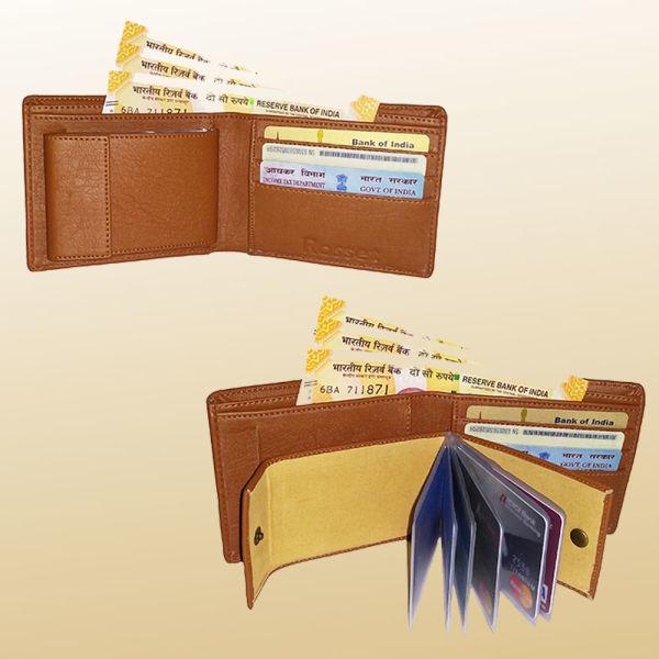 Buy Tan Gents Wallet