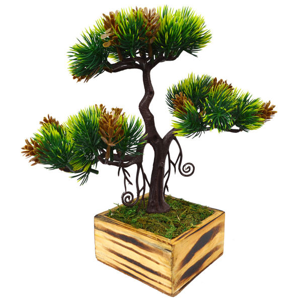 Buy Artificial Pine Bonsai