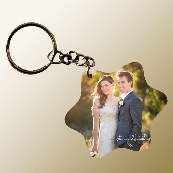 Buy Star Shape Keychain