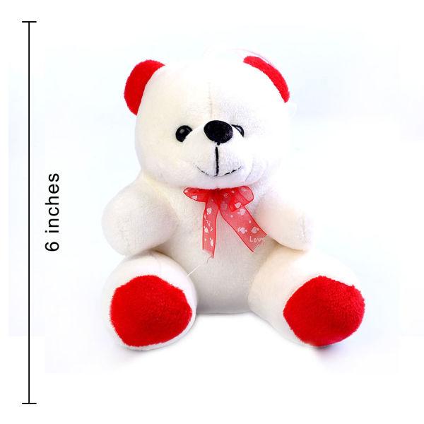 Buy Small White Teddy Bear