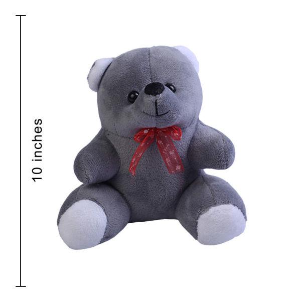 Buy Medium size Grey Teddy Bear