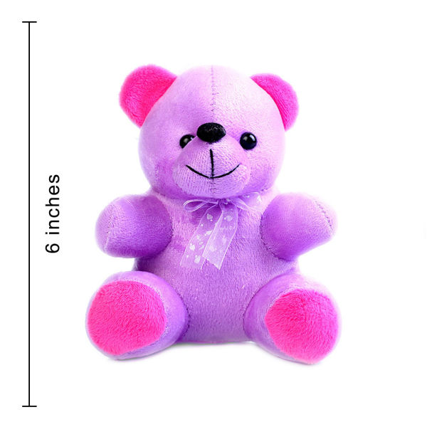 Buy Small Purple Teddy Bear