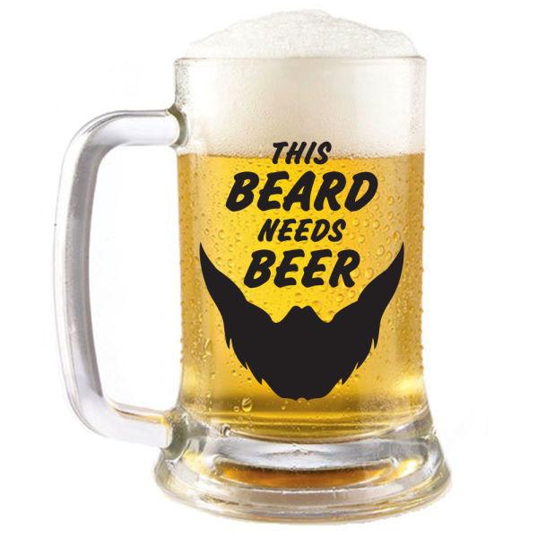 Buy Beer for Beard Mug
