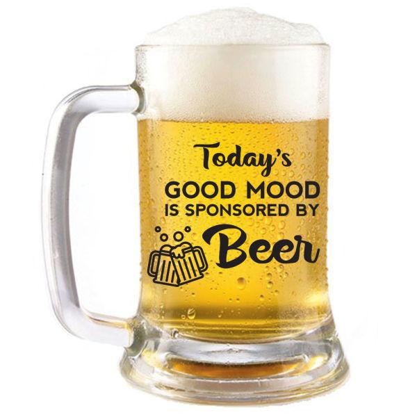 Buy Good Mood Beer Mug