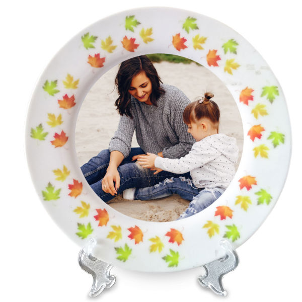 Buy Personalized Ceramic Plate