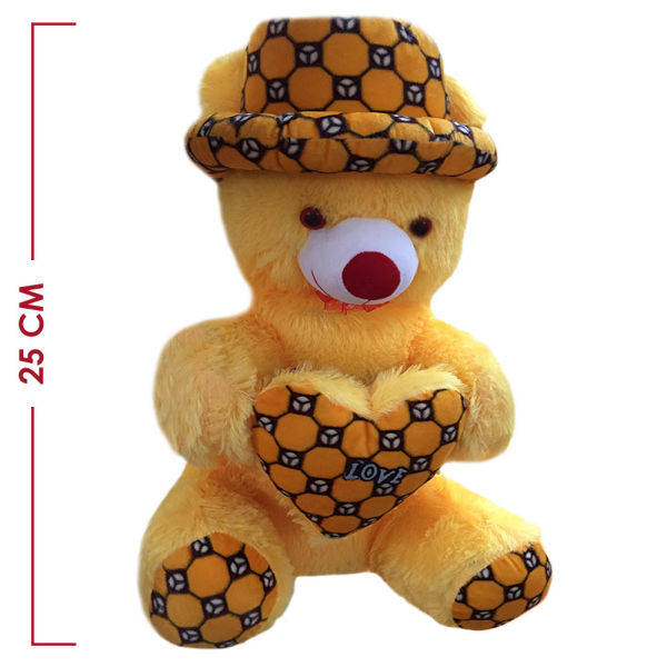 Buy Small Yellow Teddy Bear