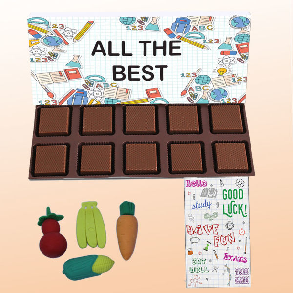 Buy All the Best tempting Chocolates