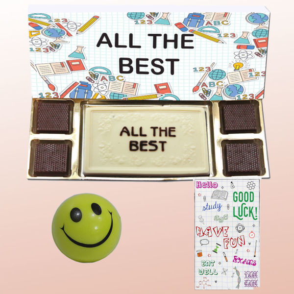 Buy All the Best White Chocolate