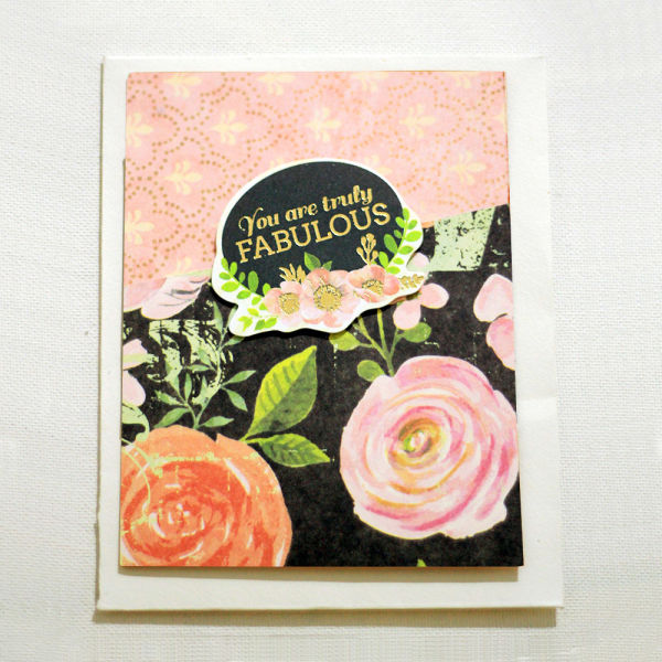 Buy Fabulous Mom Greeting Card