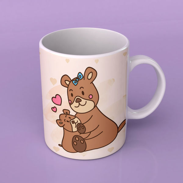 Buy Love for Mom Mug