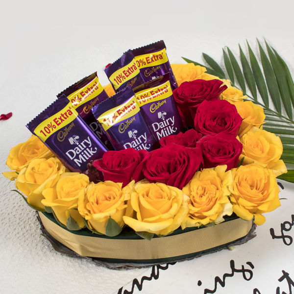 Buy Cadbury With Rose