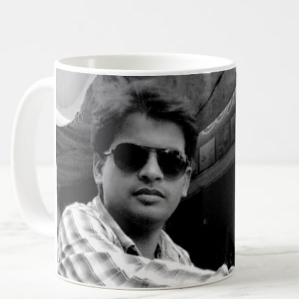 Buy Personalized Photo Mug