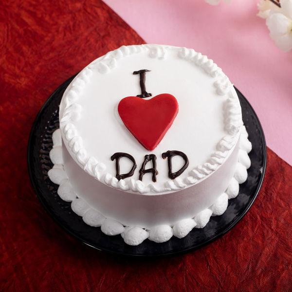 Buy Dad Love Cake