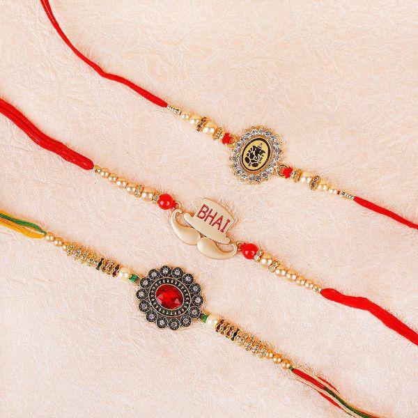 Buy Divine Ganesh Rakhi
